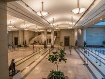 Центр для посетителей капитолия Соединенных Штатов в DC Вашингтона стоковая фотография rf
