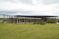 Центр для посетителей Стоунхенджа стоковые изображения