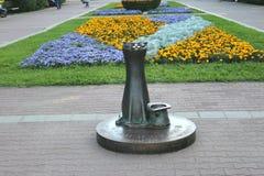 Центр древнего города Kostroma стоковые изображения rf