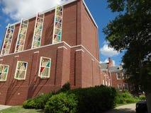 Центр искусства Cary в Северной Каролине стоковое фото rf