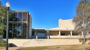 Центр искусств общины Fort Worth, Fort Worth, Техас Стоковое Изображение
