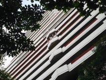 Центр книги CU Стоковые Изображения
