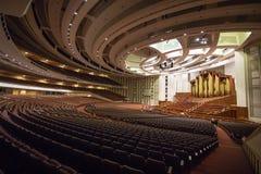 Центр конференций, Salt Lake City стоковое фото