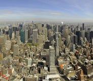 Центр Нью-Йорка Стоковая Фотография