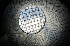 Центр Нью-Йорк Oculus Фултона Стоковые Изображения RF