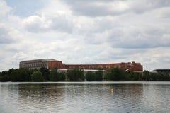 Центр документации Стоковые Фото
