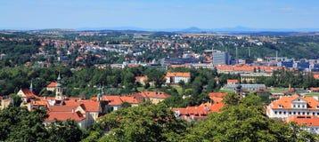 Центр Прага исторический Стоковое Изображение