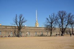 Центр Санкт-Петербурга Стоковое фото RF