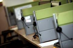 центр телефонного обслуживания стоковые изображения