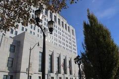 Центр Томаса j Moyer Огайо судебный, Верховный Суд Огайо, Колумбуса Огайо Стоковые Изображения