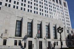 Центр Томаса j Moyer Огайо судебный, Верховный Суд Огайо, Колумбуса Огайо Стоковое Фото