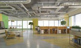Центр торговли акциями Мультимедиа Стоковое Изображение RF