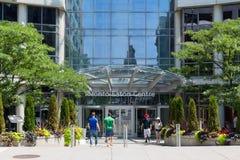 Центр Торонто Eaton Стоковые Изображения RF