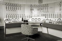 Центр управления в Ferropolis стоковые фото