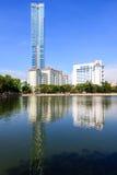 Центр Ханой Lotte, Вьетнам Стоковое Изображение