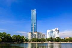 Центр Ханой Lotte, Вьетнам Стоковое Изображение RF