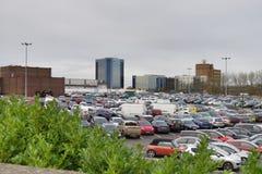 Центр Шропшир Telford Стоковая Фотография RF