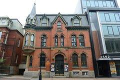 Центр для искусств, Halifax Khyber, NS, Канада Стоковые Фотографии RF