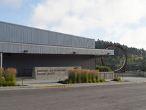 Центр для посетителей Homestake лаборатории Sanford, руководство, Южная Дакота Стоковые Изображения