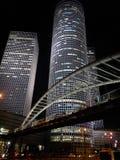 Привлекательная башня на ноче Стоковое фото RF