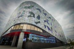 Центр Bergeron для проектировать высокий профессионализм стоковые изображения rf