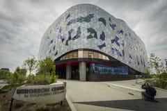 Центр Bergeron для проектировать высокий профессионализм стоковые фото