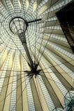 центр berlin Сони стоковые изображения