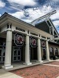 Центр Bignon Gameday на стадионе Williams Brice в Колумбии, Южной Каролине стоковое изображение rf