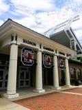 Центр Bignon Gameday на стадионе Williams Brice в Колумбии, Южной Каролине стоковые изображения