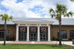 Центр Bignon Gameday на стадионе Williams Brice в Колумбии, Южной Каролине стоковое изображение