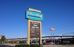 Центр Cloverleaf, Мемфис, Теннесси Стоковые Фото