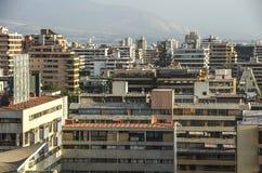 Центр Costanera - Сантьяго - Чили Стоковое Изображение RF