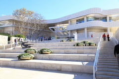 Центр Getty Стоковое Изображение RF