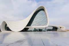 Центр Heydar Aliyev стоковые фото