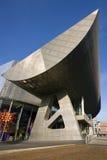 Центр Lowery - Manchester - Англия стоковое изображение