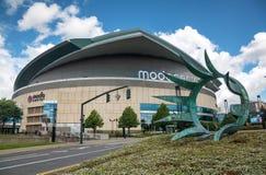 Центр Moda в Портленде, Орегоне Стоковая Фотография RF