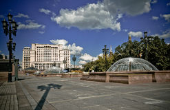 центр moscow Стоковые Фото