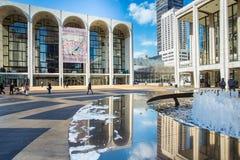 Центр NYC Линкольна Стоковая Фотография RF