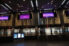 Центр NYC 9 Фултона Стоковое Изображение