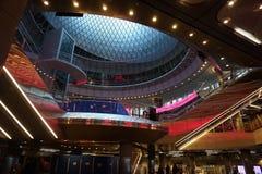 Центр NYC 11 Фултона Стоковое фото RF