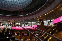 Центр NYC 14 Фултона Стоковая Фотография RF