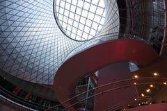 Центр NYC 17 Фултона Стоковые Фотографии RF