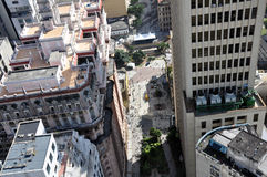 Центр São Paulo Стоковая Фотография RF