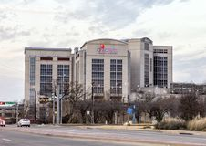 Центр ` s детей медицинский, Даллас, Техас Стоковое Изображение RF