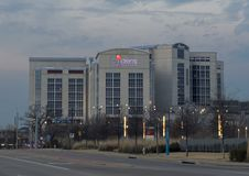 Центр ` s детей медицинский, Даллас, Техас Стоковые Изображения RF
