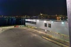 Центр Sims муниципальный рециркулируя Стоковое Фото