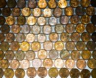 Центы aka Wheaties Линкольна Пенни пшеницы-Назад Uncirculated Соединенных Штатов Стоковая Фотография