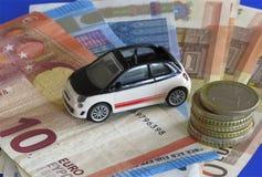 Цены автомобиля Стоковые Изображения RF