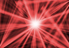 Цепи световых маяков красочные Стоковое Изображение