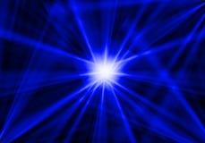 Цепи световых маяков красочные Стоковые Фото